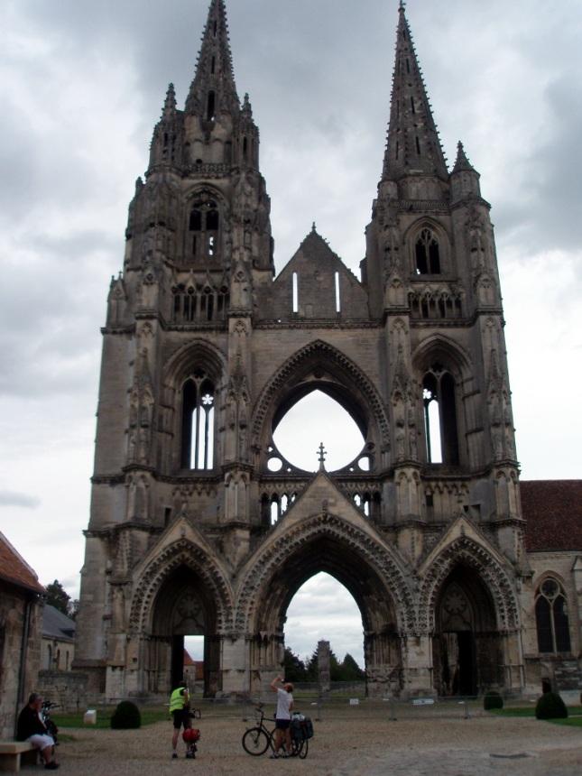 Soissons, St-Jean-des-Vignes