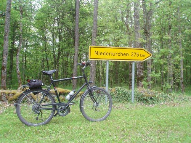 Vers Niederkirchen et au delà