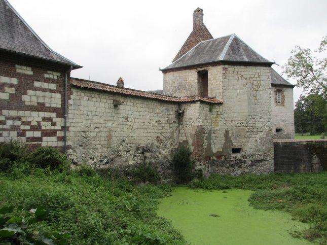 Maison forte de Nampont