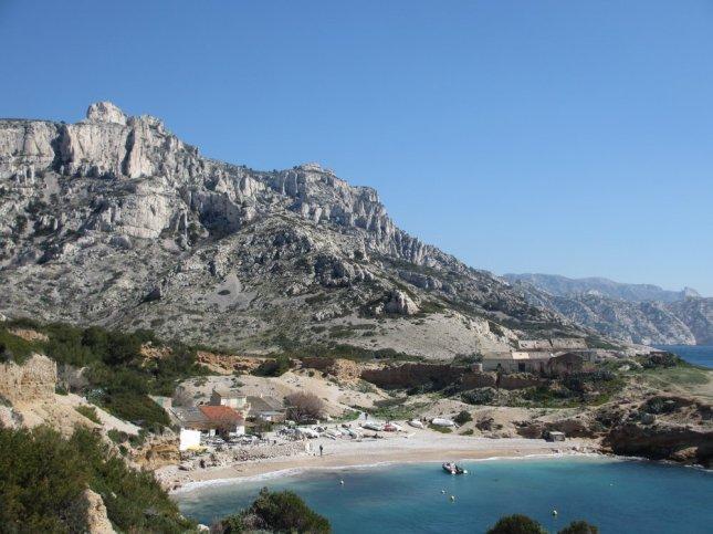 Calanque de Marseilleveyre