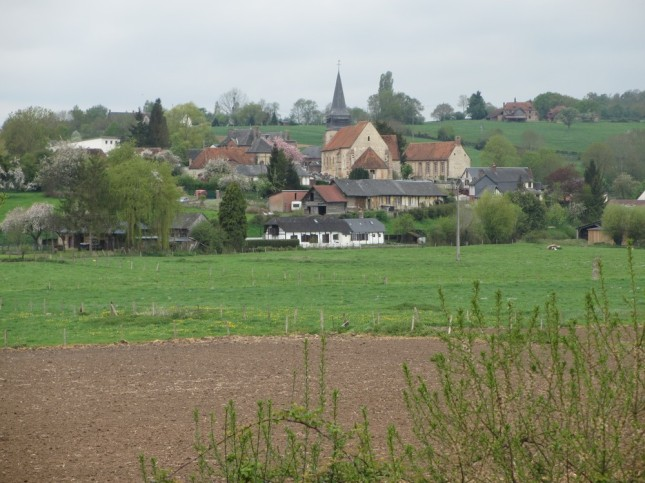 Un village normand