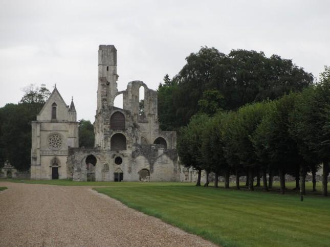 Ancienne abbaye de Chaalis