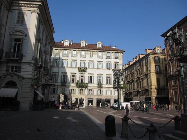 Plazza Carignano