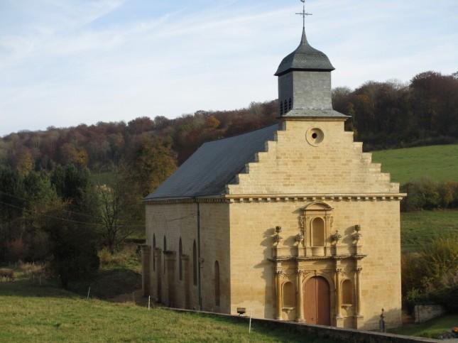 Eglise d'Elan